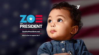 YMCA: Zoe for President: Change Is Coming... Eventually