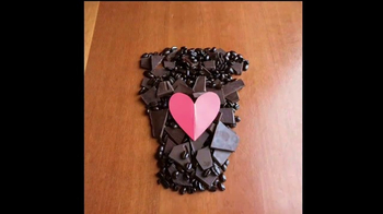 2017 Valentine's Day: Sharing Chocolate