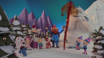 Denny's Rudolph Pancakes TV Spot, 'Syrup Discovery'