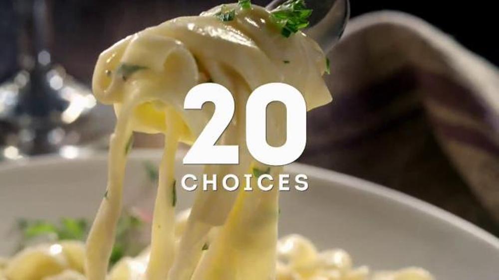 Olive Garden Never Ending Pasta Bowl Tv Commercial 39 Celebration 39