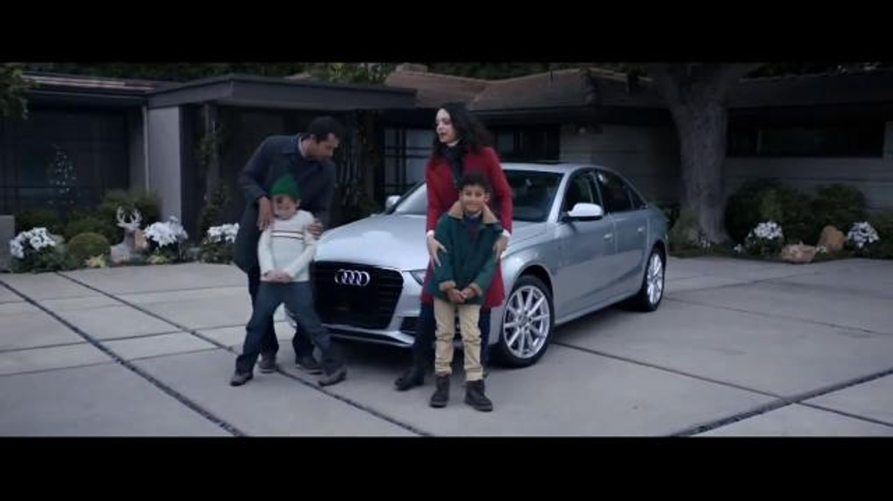 season of audi sales event tv spot 39 mysterio romance y acci n 39 spanish. Black Bedroom Furniture Sets. Home Design Ideas