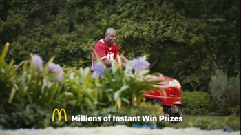 McDonald's Game Time Gold TV Spot, 'Redemption' Ft. Jerry Rice, Mike Ditka