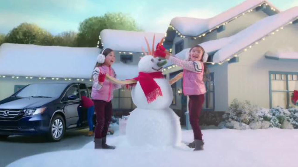 Happy Honda Days Sales Event TV Commercial, 'Kids' - iSpot.tv