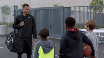 Foot Locker: Week of Greatness: Just Like the Pros: Stephen Curry