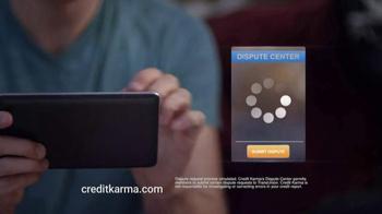Credit Karma TV Spot, 'Caveman Roommate Challenge'