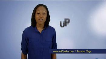 44Cash.com Christmas Cash Express TV Spot, 'Cash in Hand'