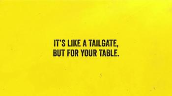 Buffalo Wild Wings TV Spot, 'Tablegate'