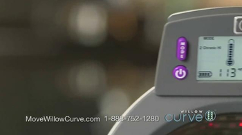 Willow Curve TV Spot, 'Relieve Leg Pain' Featuring Chuck Woolery