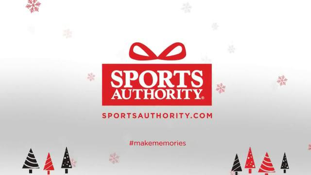 Sports Authority Black Friday Doorbusters TV Spot All