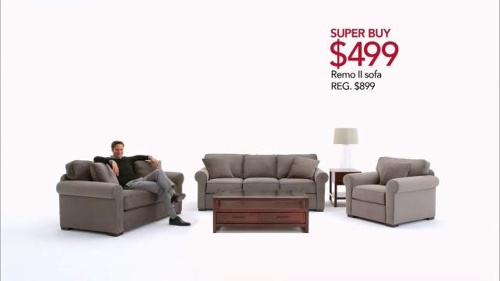 Macy s Black Friday Sale TV mercial Furniture and