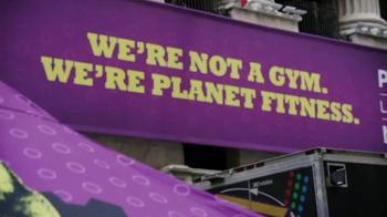 New York Stock Exchange TV Spot, 'Planet Fitness'