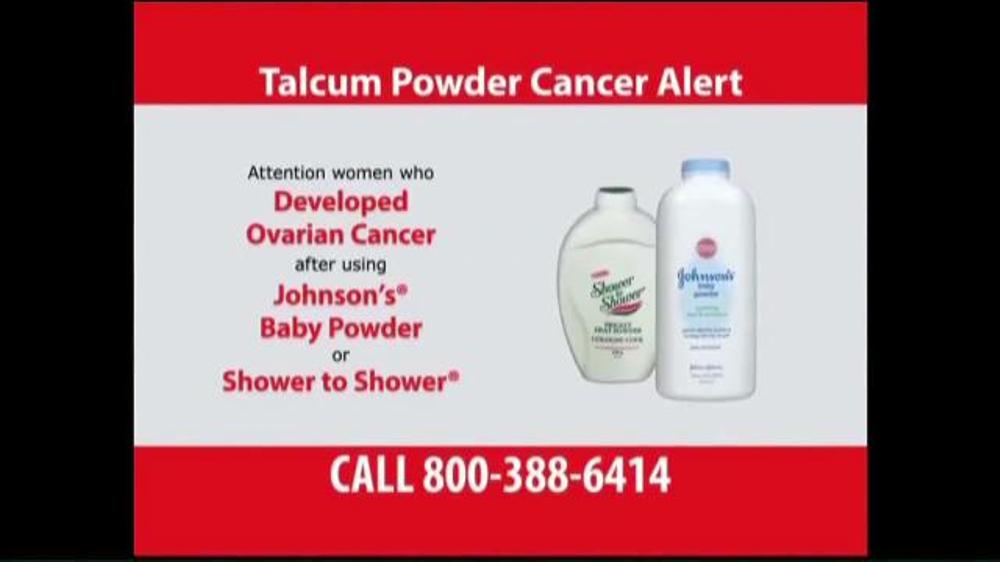 Pulaski Law Firm >> Gold Shield Group TV Spot, 'Talcum Powder' - iSpot.tv
