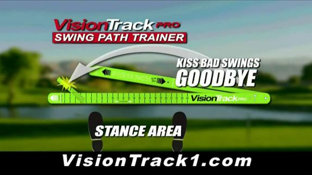 Medicus Visiontrack Pro Tv Commercial Perfect Swing