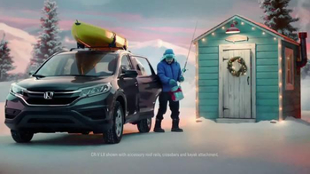 Happy Honda Days: 2016 CR-V: Skier thumbnail
