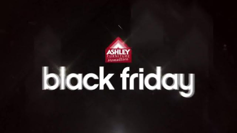 Ashley Furniture Homestore Pre Black Friday Sale Tv Spot 39 Beat The Crowds 39