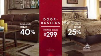 Ashley Furniture Homestore Pre Black Friday Sale TV Spot