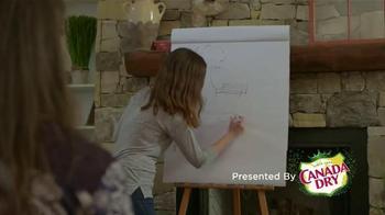 Canada Dry Gingerale TV Spot, 'Food Network: Mojito Ginger Splash'