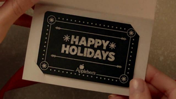 Applebee's TV Spot, 'Give A Gift Card, Get A Gift Card Up To $25'