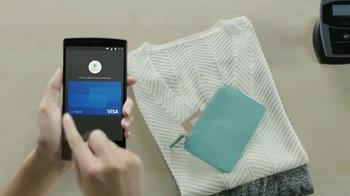 VISA TV Spot, 'Android Pay'