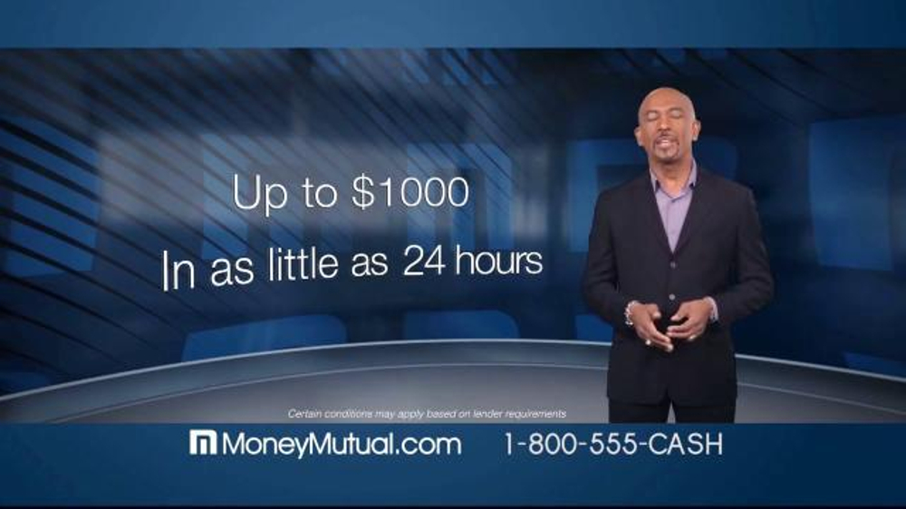 Money Mutual TV Spot, 39;Behind on Bills39; Featuring Montel Williams
