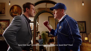 Speed Stick: First Date: John C. McGinley