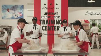 KFC: Lieutenant Col. Cooks