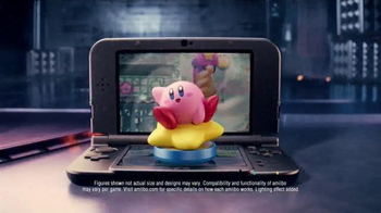 Nintendo: Kirby: Planet Robobot: New Kirby Series amiibo Teaser