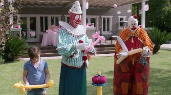 GEICO: Clownin' Around: More More More