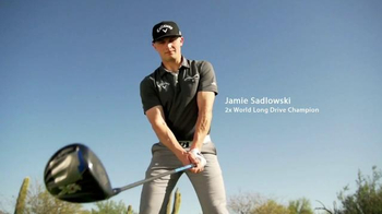 Arccos Golf: Lift Off: Jamie Sadlowski