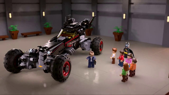 All-New LEGO Batmobile From Chevy