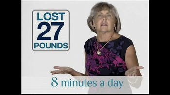 Oxygen 8 Fat Loss System TV Spot, '8-Minute Workouts'