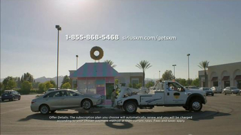 Sirius/XM Satellite Radio: Tow Truck