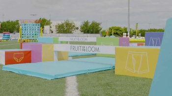 Fruit of the Loom TV Spot, 'Nickelodeon Worldwide Day of Play'