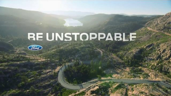 Ford SUV Season Sign & Go Event TV Spot, 'Be Unstoppable' thumbnail