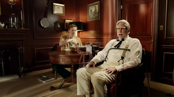 KFC: Lie Detector: Norm Macdonald