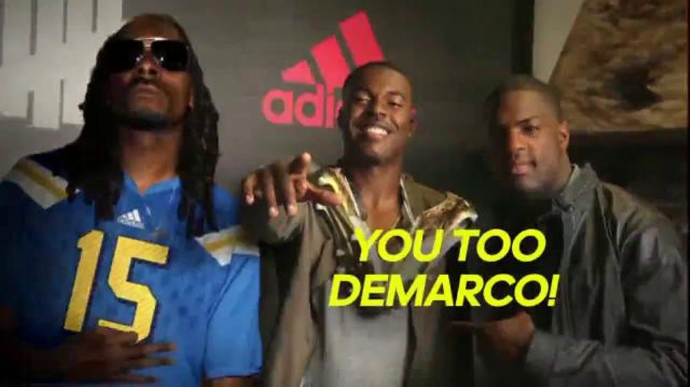 adidas TV Spot, 'Create the New Speed' Feat. Jimmy Graham, DeMarco Murray