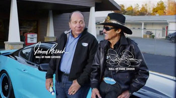 Blue-Emu TV Spot, 'Stats' Featuring Johnny Bench, Richard Petty
