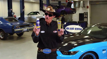 Blue-Emu Pain Relief Spray & Pain Relief Cream TV Spot, 'The King'