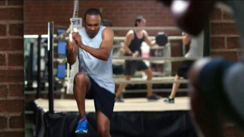 SKECHERS Relaxed Fit TV Spot, 'Athletic Comfort' Feat. Sugar Ray Leonard