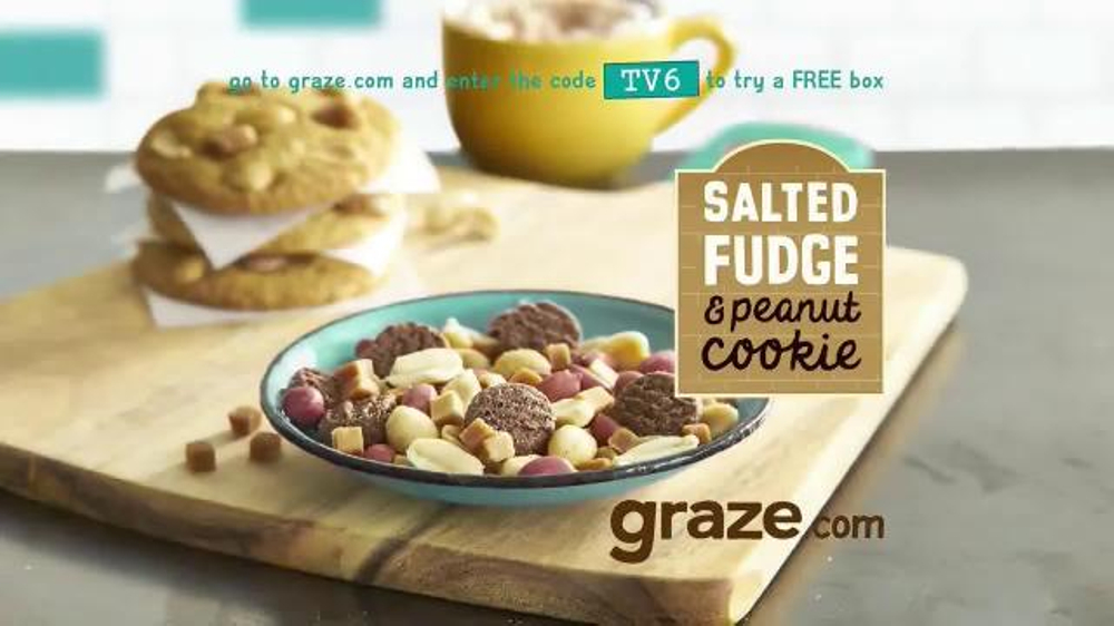 More Graze Commercials
