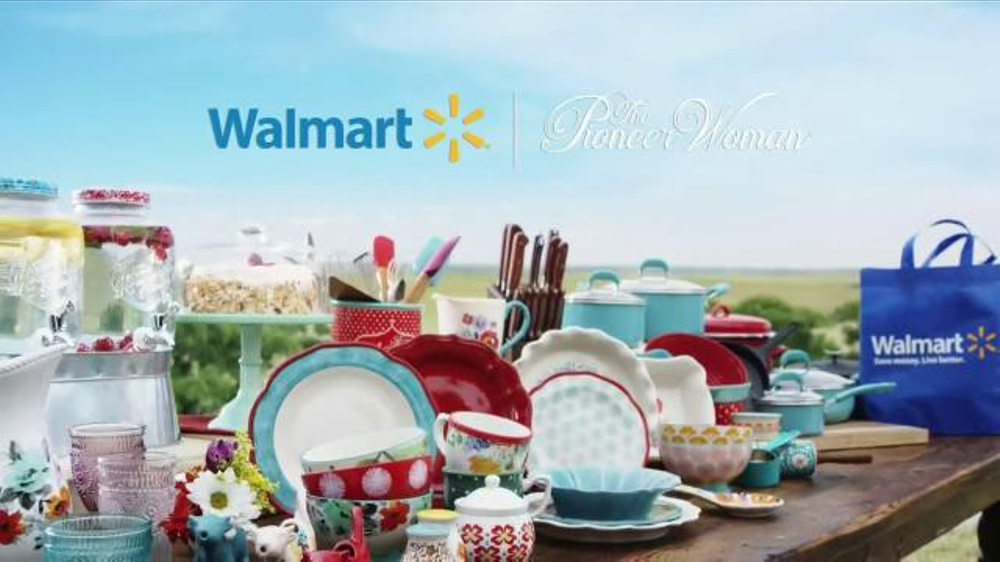 Ree drummond cookware line at walmart ree drummond for Pioneer woman fall collection 2017