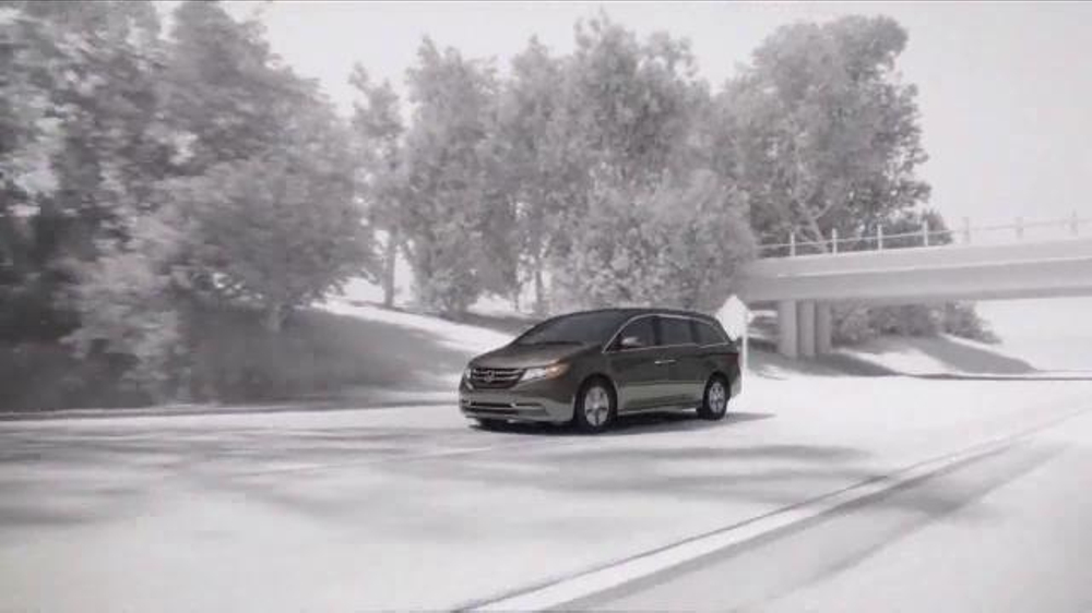 Honda Odyssey Tv Spot Rise To The Challenge Ispot Tv