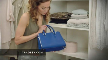 Tradesy.com TV Spot, '20 Percent of Their Wardrobe'