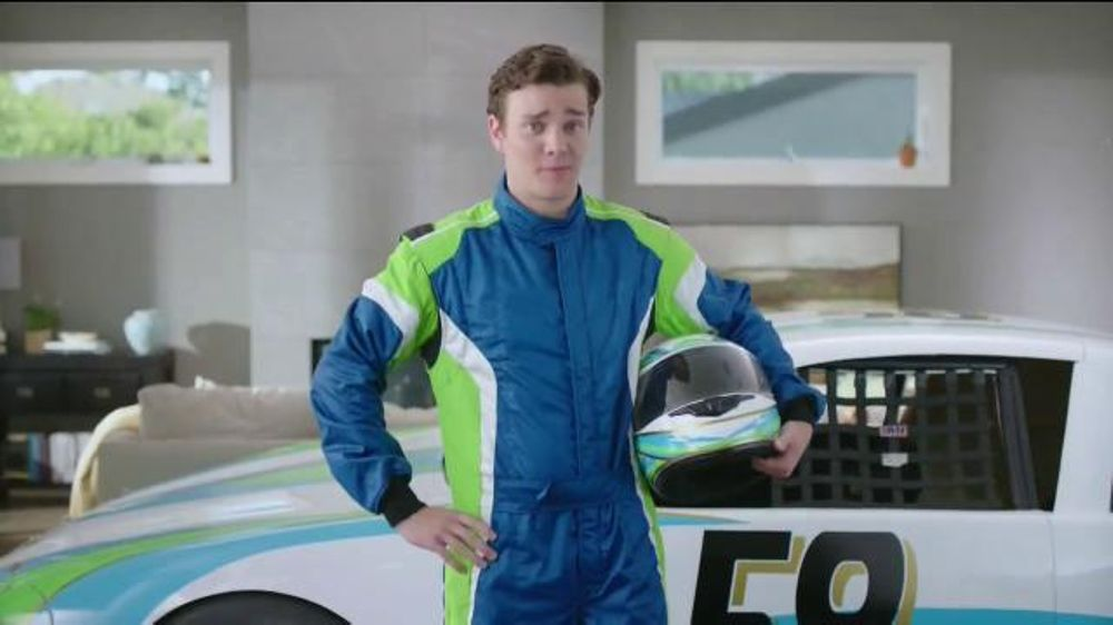Bounty With Dawn Tv Commercial Race Car Driver Ispot Tv