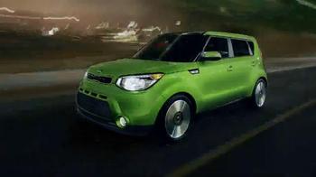 2015 Kia Soul TV Spot, 'Paseo por la ciudad' [Spanish] thumbnail