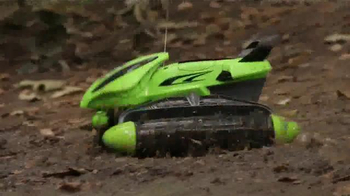 Hot Wheels R/C Terrain Twister TV Spot, 'Insane on Any Terrain' thumbnail