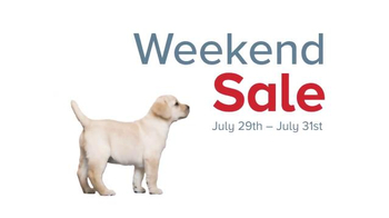 PetSmart: Weekend Sale: Summer Savings