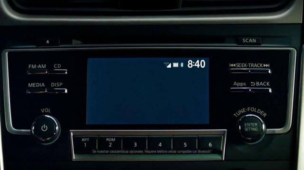 2016 Nissan Altima Tv Spot El Momento Spanish Ispot Tv