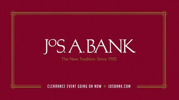 JoS. A. Bank: January Clearance Event: Suits, Sportcoats and More