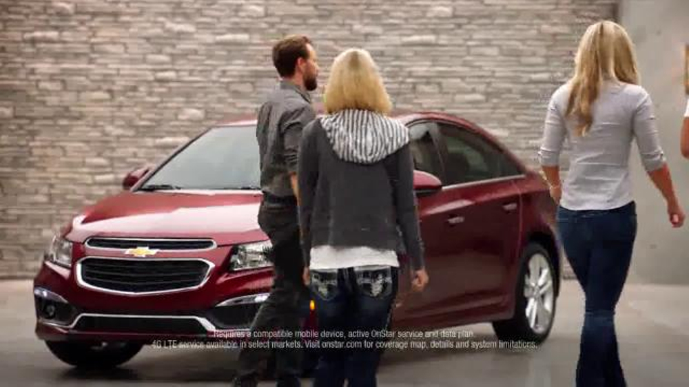 2016 Cadillac Tv Commercial | newhairstylesformen2014.com